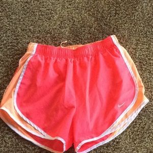 Nike dri-fit size medium sports shorts